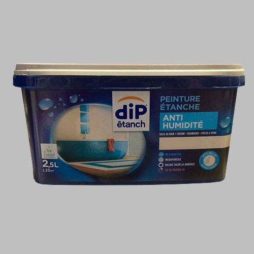 Peinture dip peinture tanche anti humidit galet pas cher en ligne - Dip etanche anti salpetre ...
