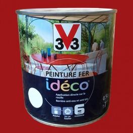 peinture fer v33 id 233 co piment satin pas cher en ligne
