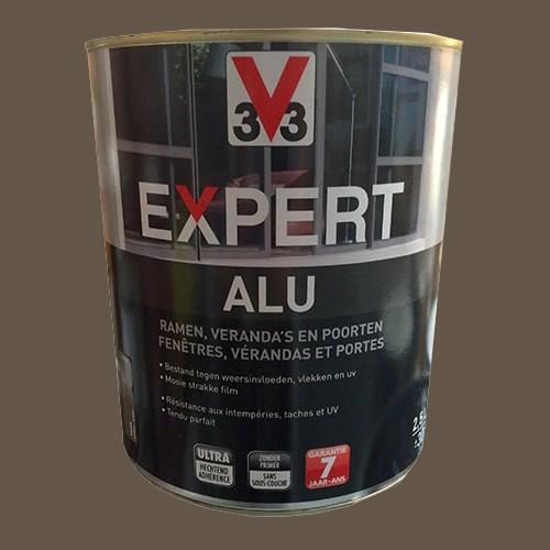 Peinture v33 expert alu taupe pas cher en ligne for Peinture taupe pas cher