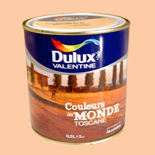 Dulux valentine couleurs du monde toscane clair pas cher en ligne - Dulux valentine couleurs du monde ...
