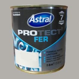 peinture astral 171 protect fer 187 gris acier brillant pas cher en ligne