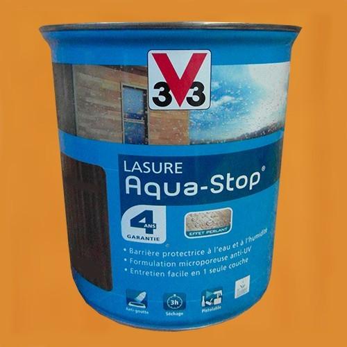 V33 lasure aquastop 4ans ch ne clair pas cher en ligne - Decoration interieur pas cher en ligne ...