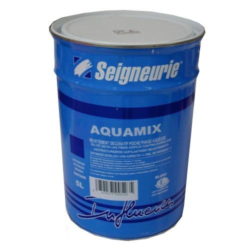 Peinture seigneurie aquamix blanche 5l pas cher for Peinture pas cher pour cuisine