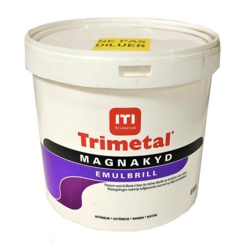 Peinture trimetal magnakyd emulbrill 10l pas cher en ligne - Peinture murale pas cher ...