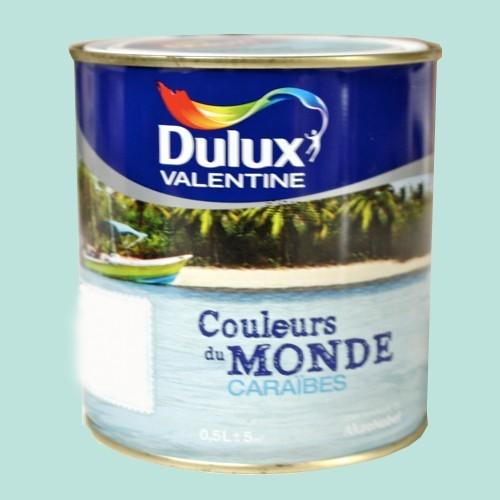 Dulux valentine couleurs du monde cara bes pastel pas cher en ligne - Peinture dulux valentine couleurs du monde ...