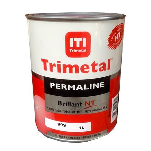 Peinture trimetal permaline brillant nt noir pas cher en ligne for Peinture pas cher pour cuisine