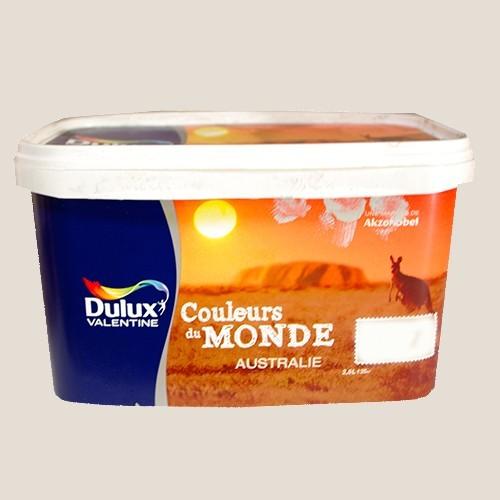 Dulux valentine couleurs du monde australie pastel pas cher en ligne - Peinture dulux valentine couleurs du monde ...