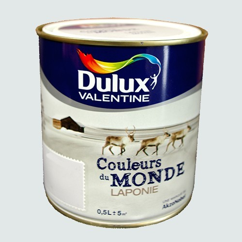Valentine dulux simulation top association couleur peinture murale avec on decoration d for Peinture simulation