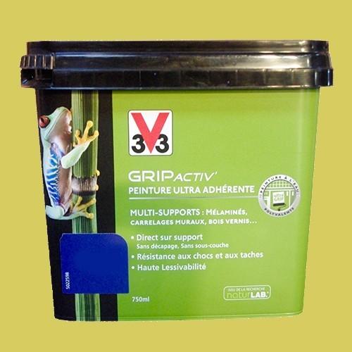 V33 grip activ 39 0 75l satin laqu luciole pas cher en ligne - Peinture grip active v33 ...