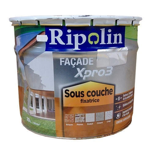 Peinture Ripolin Xpro3 Facade Ciabiz Com
