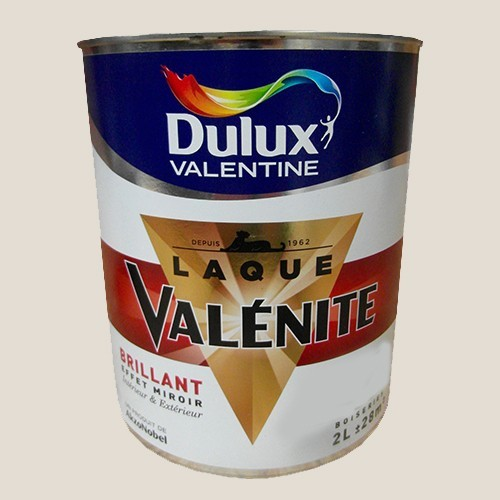 Dulux valentine laque val nite satin bleuet pas cher en ligne - Peinture lin clair dulux valentine ...