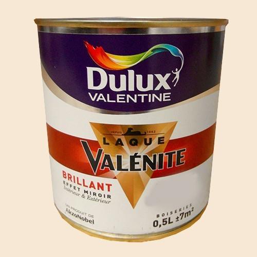 DULUX VALENTINE Laque Valénite Brillant Blanc cassé pas