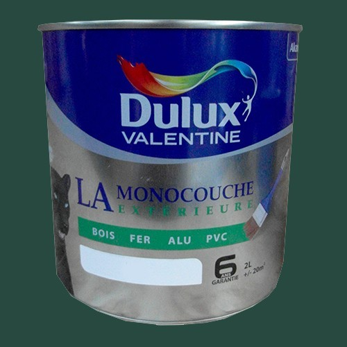 Dulux valentine la monocouche ext rieure vert basque pas cher en ligne - Duluxvalentine com ...