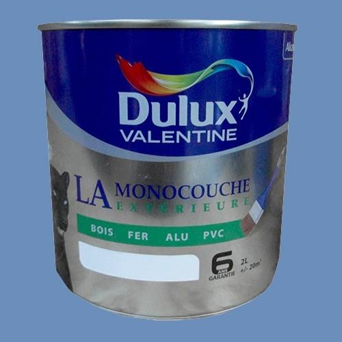 Dulux Valentine La Monocouche Ext Rieure Bleu Provence Pas