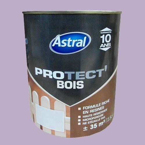 Peinture astral protect 39 bois lavande pas cher en ligne for Peinture couleur lavande