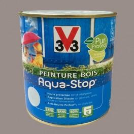 Peinture v33 bois aqua stop satin 2 5l pas cher en ligne for Peinture bois flotte