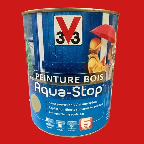 Peintures murales v33 pour cuisine et salle de bains for Peinture v33 pour cuisine