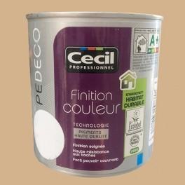 CECIL PE DECO Peinture Finition Couleur Satin Cannelle