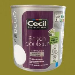 CECIL PE DECO Peinture Finition Couleur Satin Olive