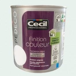 CECIL PE DECO Peinture Finition Couleur Satin Igloo