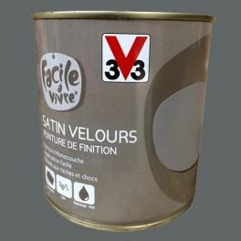 Peinture Murale Et Boiserie V33 Facile A Vivre Ardoise Satin