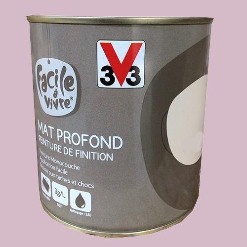 peinture murale et boiserie v33 facile vivre parme mat profond pas cher en ligne partir. Black Bedroom Furniture Sets. Home Design Ideas