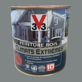 Peinture Bois V33 Climats Extrêmes Brillant Galet