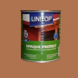 LINITOP Opaque Protect Cèdre Canadien (107) Mat