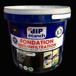 DIP Fondation Anti-Infiltration 5kgs Noir