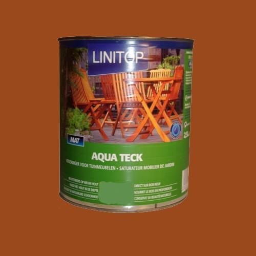 linitop aqua teck teck 282 2 5l pas cher en ligne. Black Bedroom Furniture Sets. Home Design Ideas