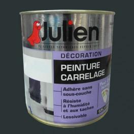 Exceptionnel ... Peinture Acrylique Carrelage Julien Poivre 0,5L Brillant
