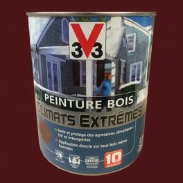 Peinture Bois V33 Climats Extrêmes Brillant Vendanges