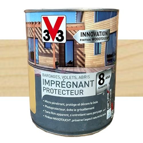 Vernis v33 incolore idees de decoration - Vernis bois incolore ...