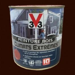 Peinture Bois V33 Climats Extrêmes Brillant Sous-bois