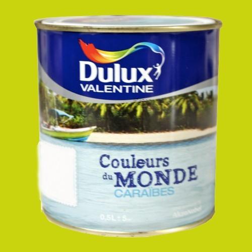 Dulux valentine couleurs du monde cara bes expression pas cher en ligne - Couleur du monde dulux ...