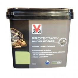 V33 Protect Activ' Satin Gourmand Gingembre blanc
