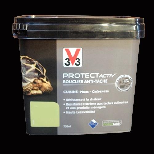 V33 Protect Activ' Satin Gourmand Pavot Noir