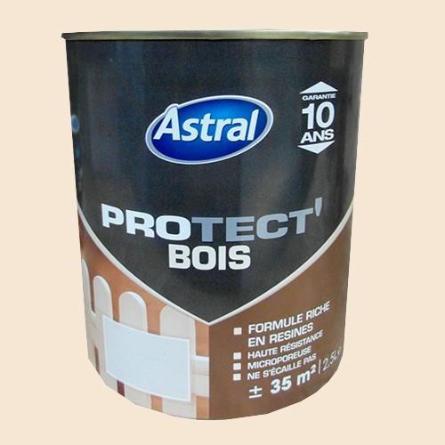 Astral peinture protect 39 bois cigale pas cher en ligne for Peinture exterieur pas cher