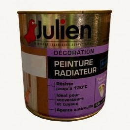 Peinture acrylique Radiateur JULIEN Gris perle Satin