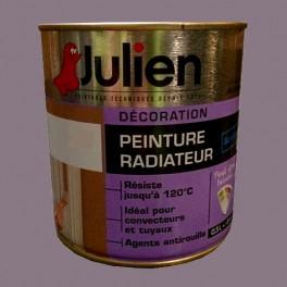 Peinture acrylique Radiateur JULIEN Bûche Satin