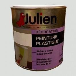 Peinture plastique julien gris perle satin pas cher en ligne - Peinture julien plastique ...