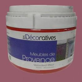 Peinture les d coratives meubles de provence 0 5l prune for Peinture les decoratives cuisine