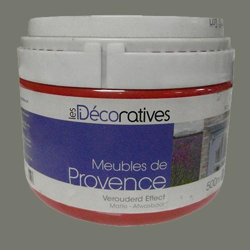 Peinture les d coratives meubles de provence 0 5l taupe pas cher en ligne - Peinture les decoratives ...