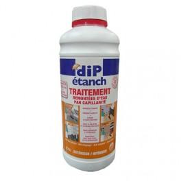 DIP Traitement remontées d'eau par capillarité 0,75L Incolore