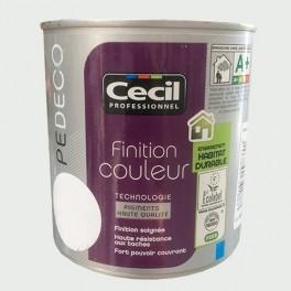 CECIL Peinture PE DECO Finition Couleur Mat Fleur de sel