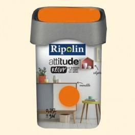 RIPOLIN Peinture Attitude Récup' Chantilly satin 0,75L