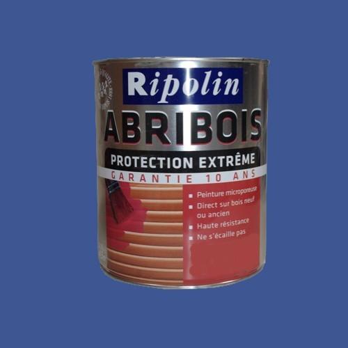 Peinture Ripolin Abribois Protection Extreme Bleu Lavande Satin 2 5l Pas Cher En Ligne