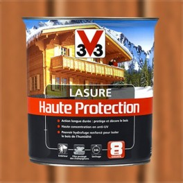 V33 Lasure Haute protection 8ans Pin d'orégon