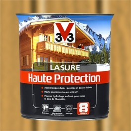 V33 Lasure Haute protection 8ans Pin scandinave