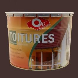 OXI Peinture TOITURES 10L Brun